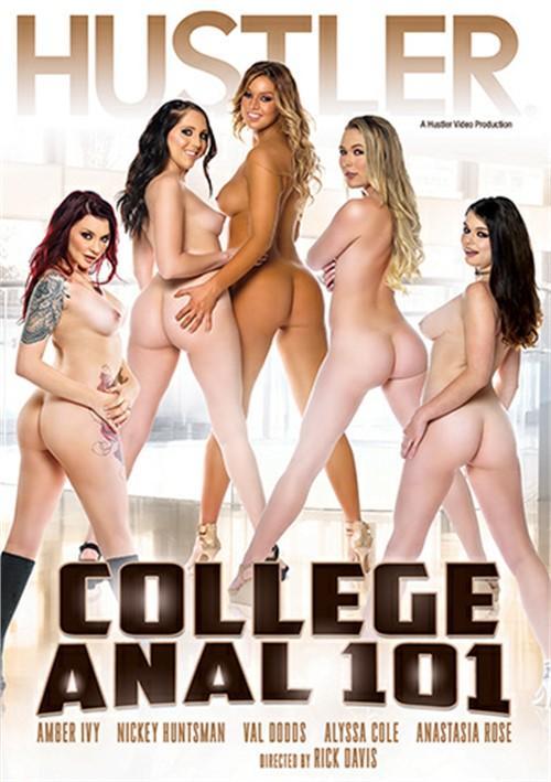 College Anal 101 (Hustler)