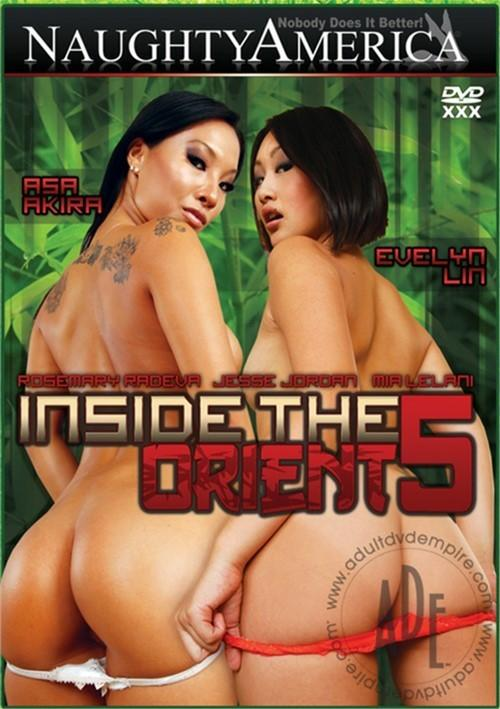 Inside The Orient 5